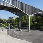 Brücke Eberswalde, Sauerzapfe Architekten