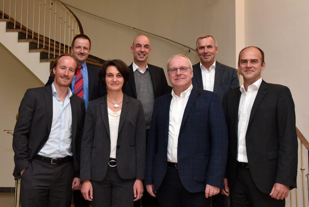 Jury des Deutschen Brückenbaupreises 2016
